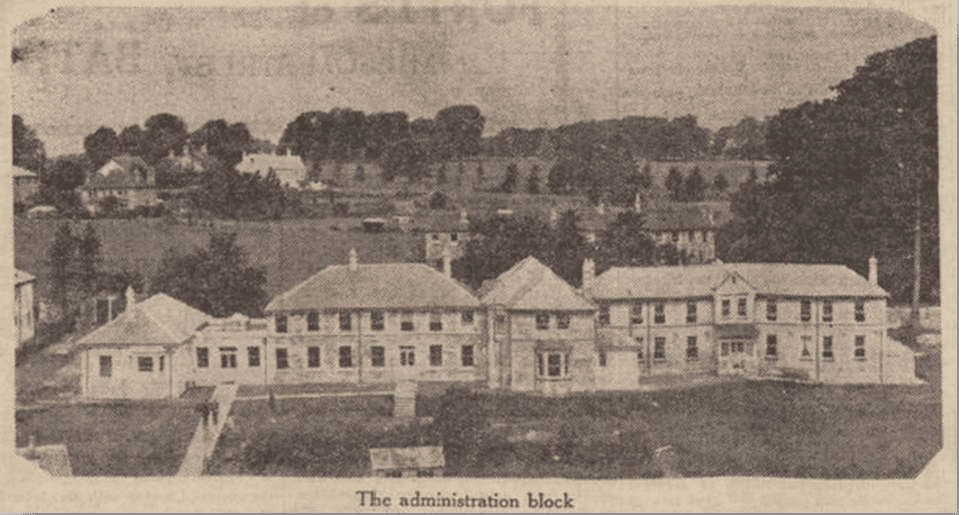 City of Bath Isolation Hospital, Bath Chronicle, Saturday 9 January 1932