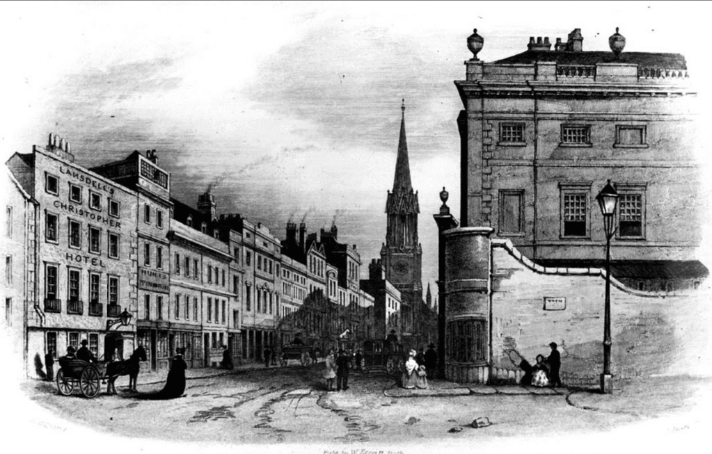 The Christopher Hotel 1844