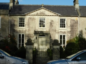 Dial House, De Montalt Place, Combe Down - one of the listed buildings