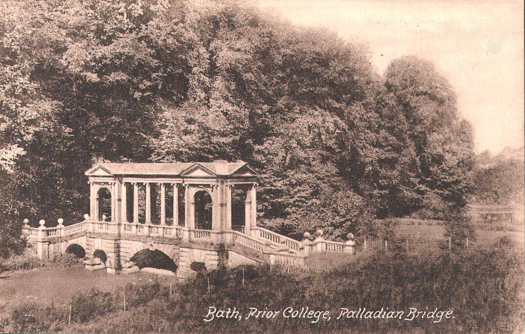 Palladian Bridge, Prior Park
