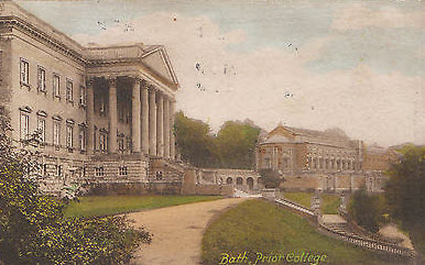 Prior Park early 1900s
