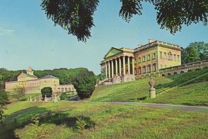 Prior Park, early 1950s