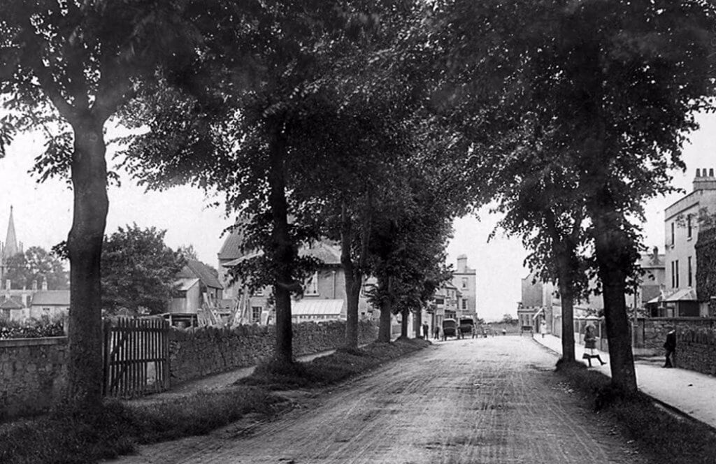The Avenue, Combe Down early 1900s
