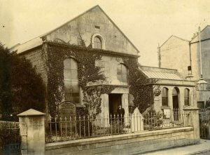 Union Chapel, Combe Down, c 1900