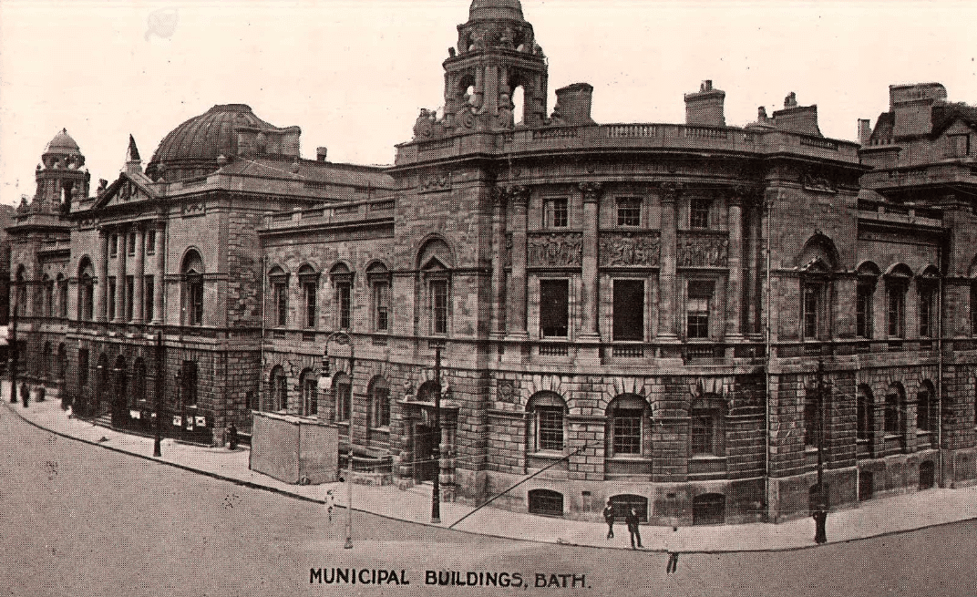 Municipal Buildings, Bath