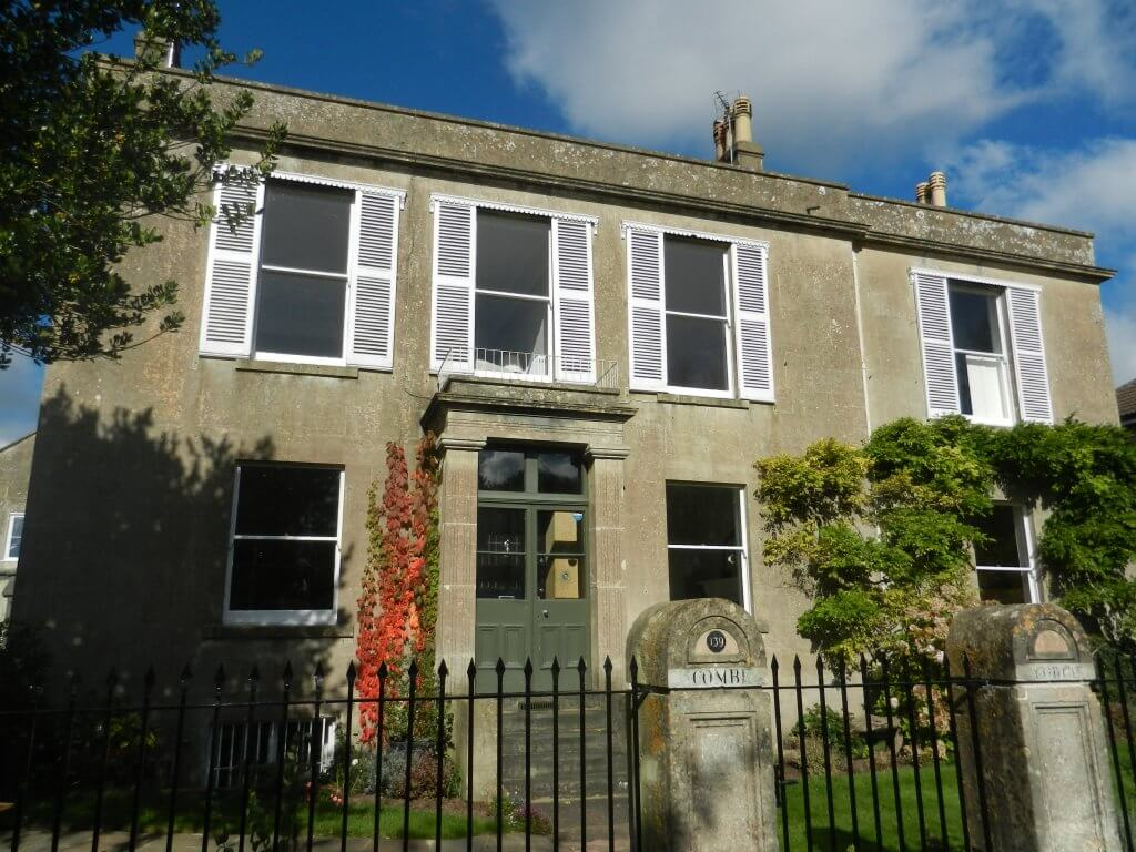 Combe Lodge, Combe Down