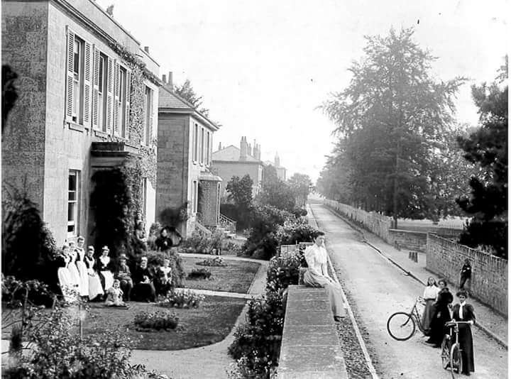 Combe Lodge late 1800s
