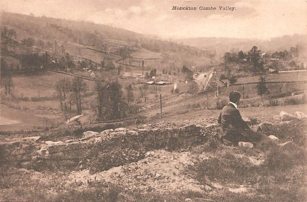 Monkton Combe valley possibly 1930s