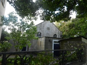 New Wesleyan Reform Chapel, Combe Down