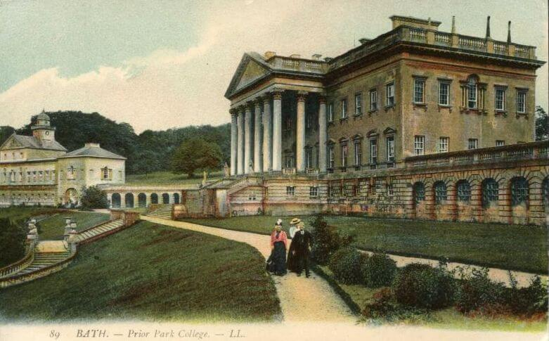 Prior Park College early 1900s