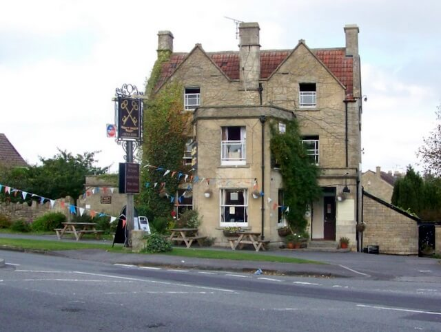 The Cross Keys, Combe Down