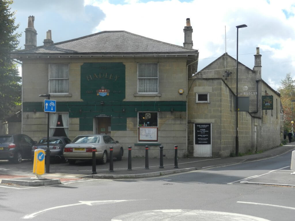 The Hadley Arms, Combe Down