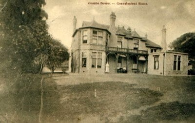 Combe Down Convalescent Home 1917