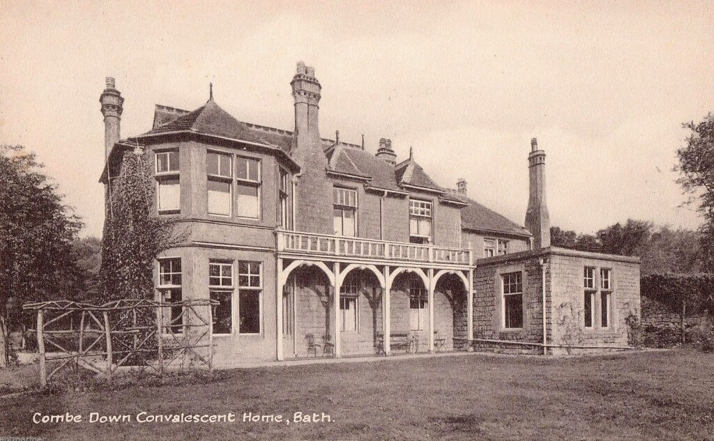 Combe Down Convalescent Home 1956