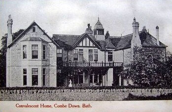 Convalescent Home, Combe Down, 1905