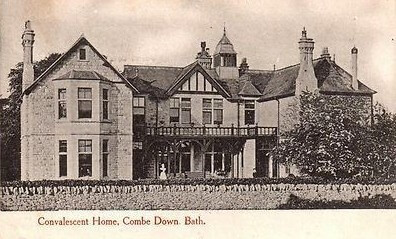 Convalescent Home, Combe Down, 1906