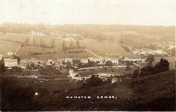 Monkton Combe about 1912