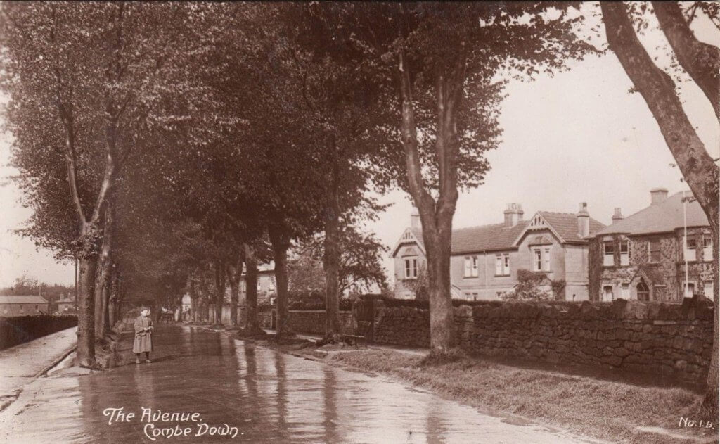 The Avenue, Combe Down, 1915