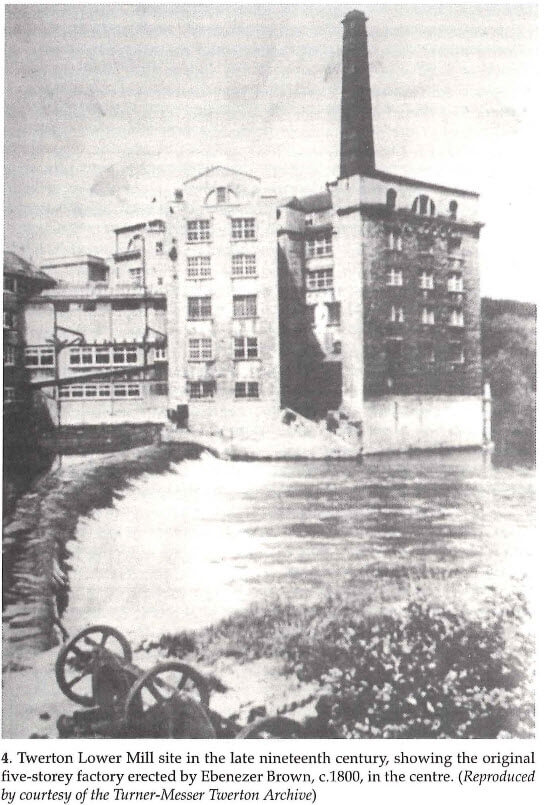 Twerton Lower Mill