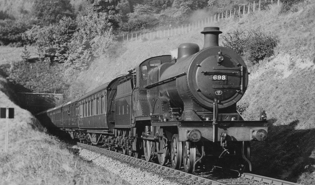 Combe Down Tunnel, 1936
