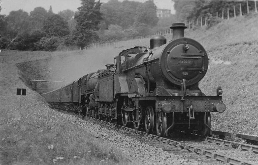 Combe Down tunnel 1938
