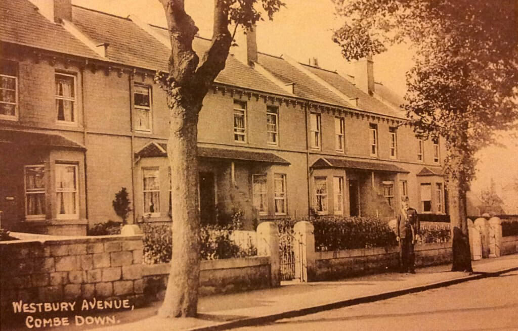 Westbury Avenue early 1900s
