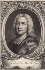 William Warburton, Bishop of Gloucester