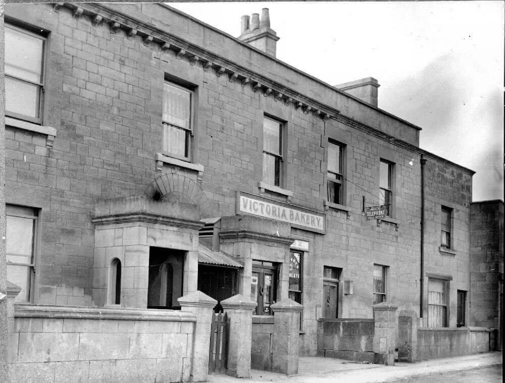 National Telephone Company Exchange, 18 Combe Road, Combe Down, 1910 © BT Heritage