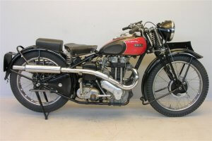 Ariel 350 cc Red Hunter 1938