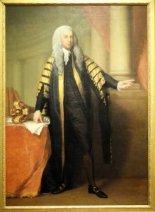 The Right Honorable John Foster by Gilbert Stuart, c. 1790-1791 - Nelson-Atkins Museum of Art