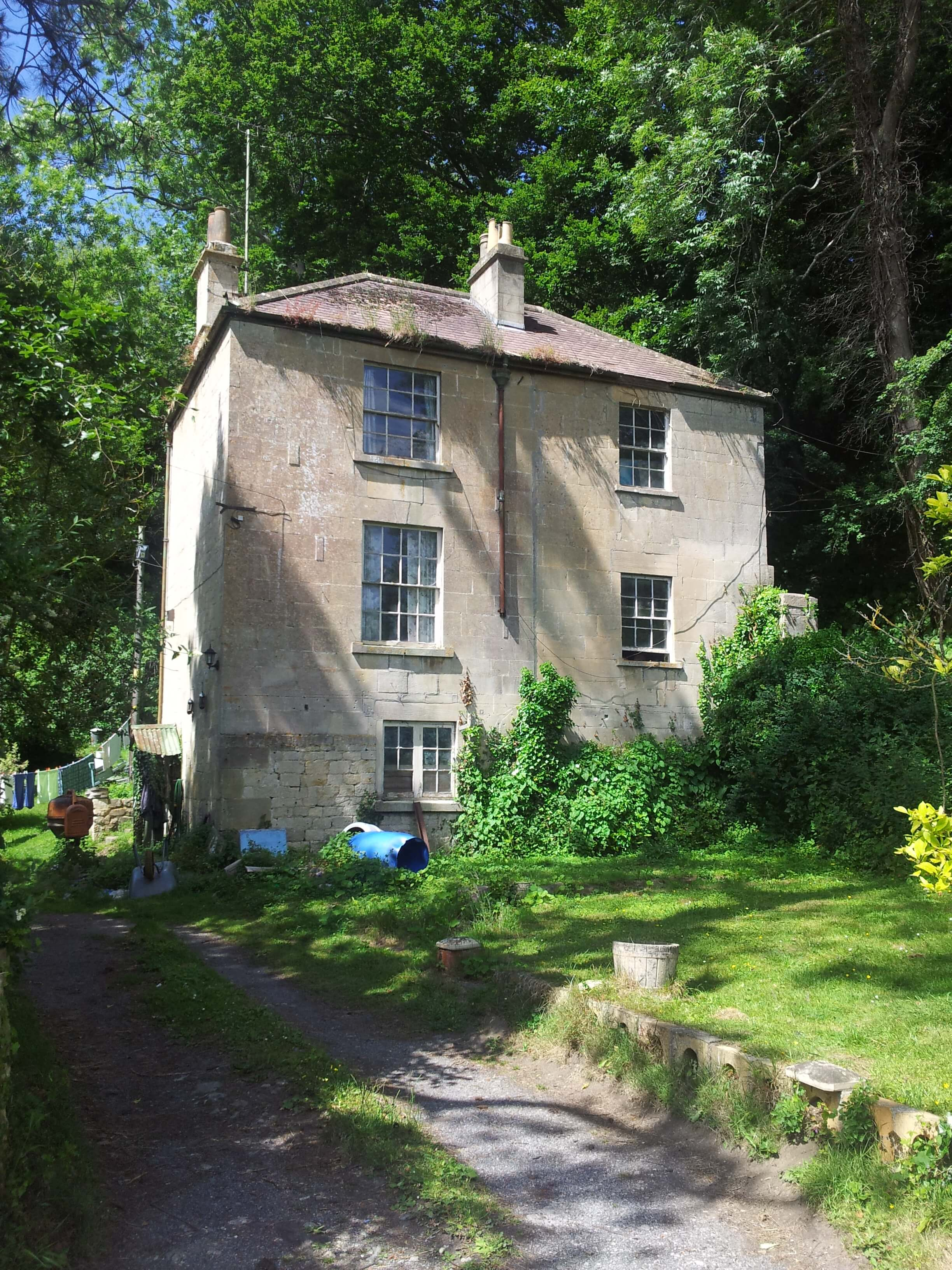 Tucking Mill House