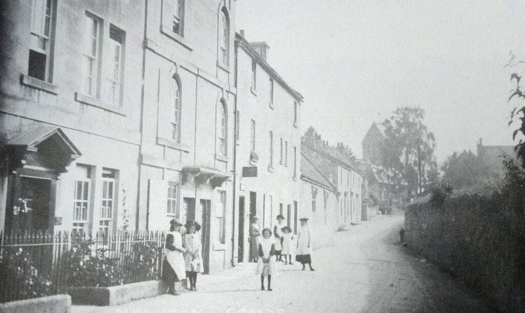Monkton Combe about 1905