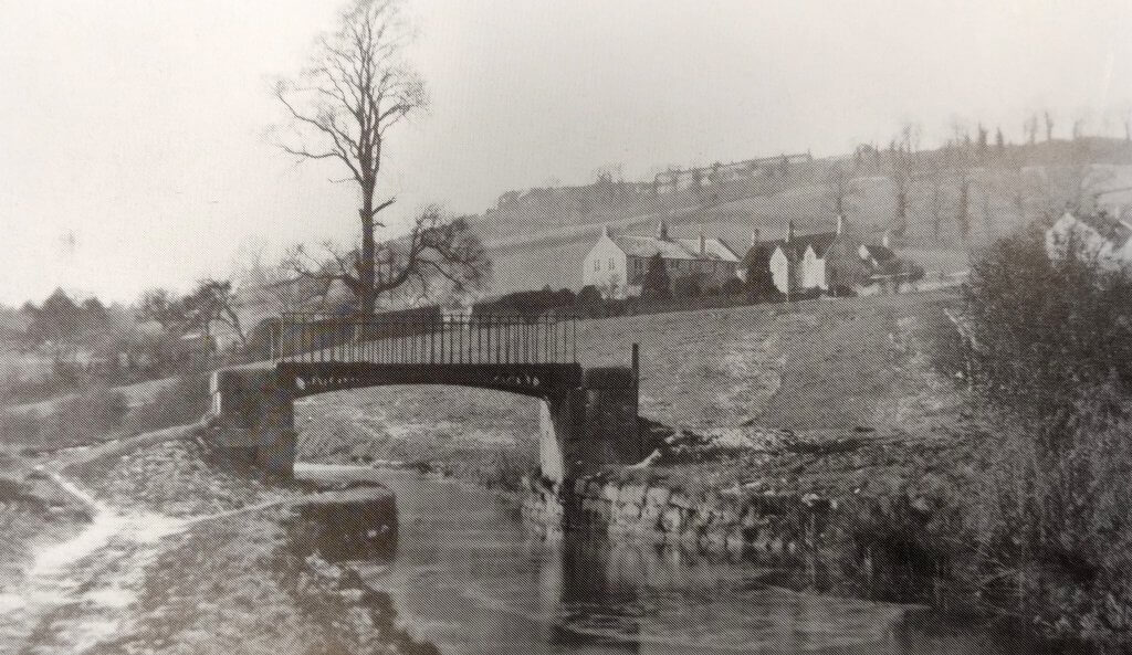 Monkton Combe in about 1912