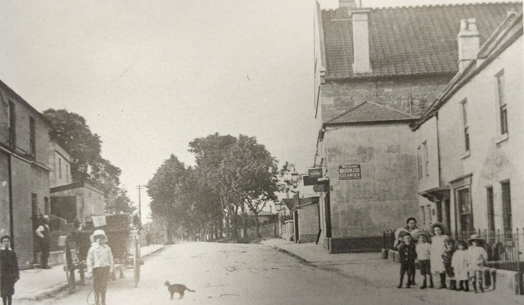 The Avenue, Combe Down about 1906