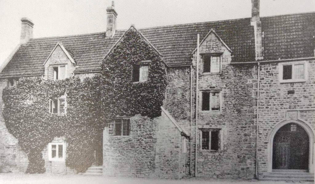 The farm, Monkton Combe school early 1900s