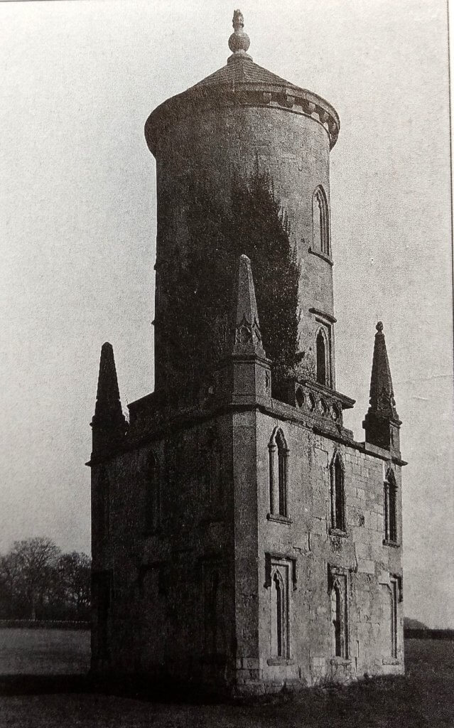The Monument about 1905
