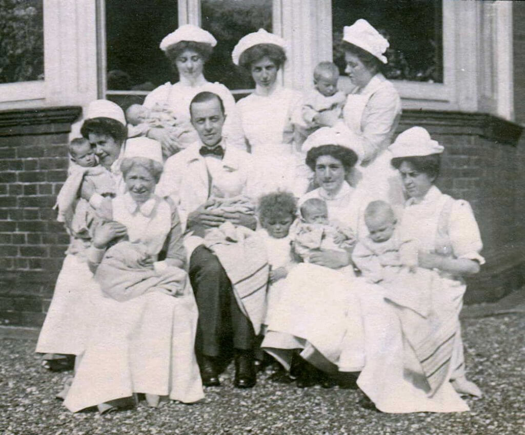 Dr Bernard Blair Phillips (1881 - 1949) was a Combe Down doctor in the 1930s and 1940s