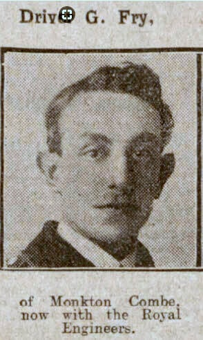 G Fry - Bath Chronicle and Weekly Gazette - Saturday 24 July 1915