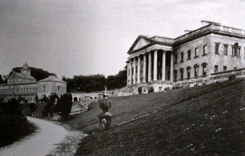 Prior Park mansion 1890