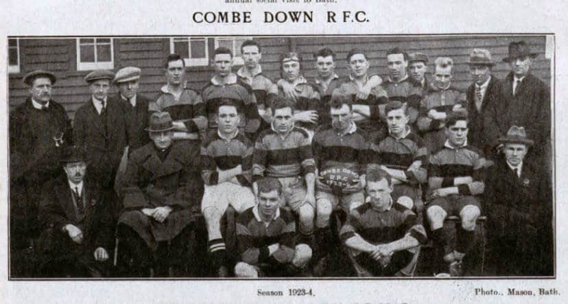 Combe Down RFC - Bath Chronicle and Weekly Gazette - Saturday 1 March 1924