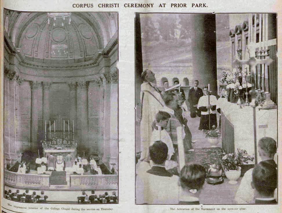 Corpus Christi - Bath Chronicle and Weekly Gazette - Saturday 18 June 1927