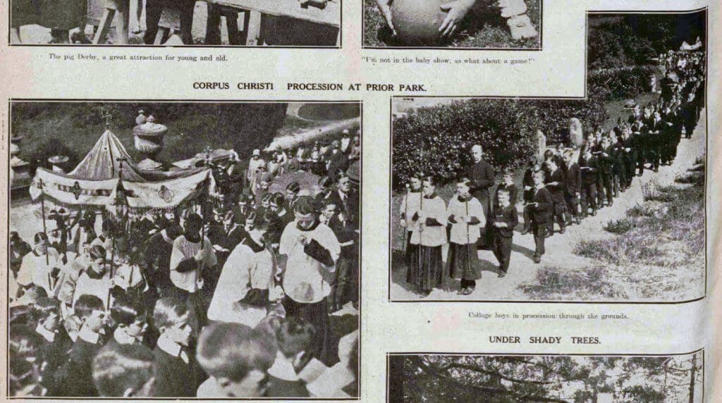 Corpus Christi - Bath Chronicle and Weekly Gazette - Saturday 6 June 1931