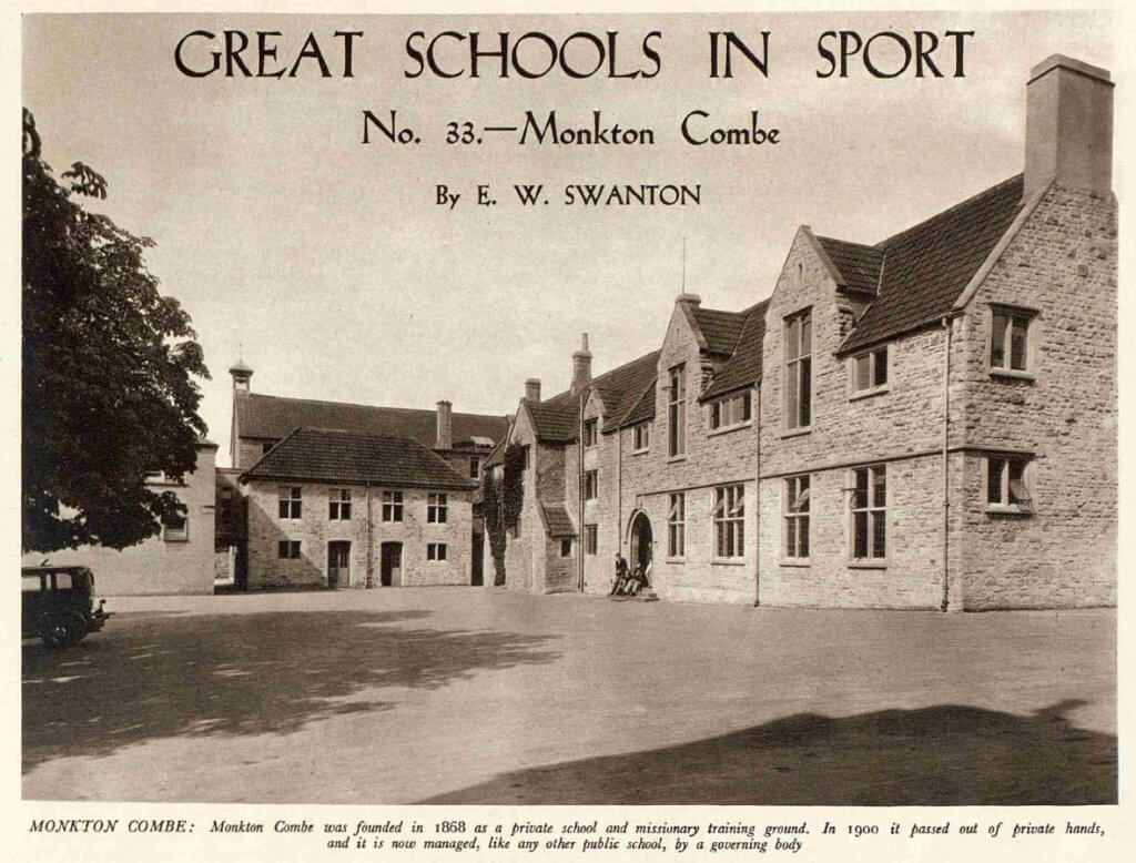 Great schools in sport - Illustrated Sporting and Dramatic News - Friday 1 November 1935