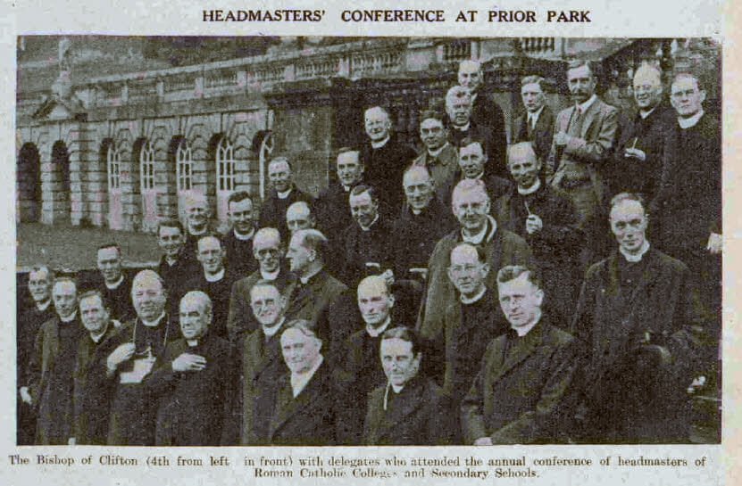Headmasters' conference - Bath Chronicle and Weekly Gazette - Saturday 6 May 1933