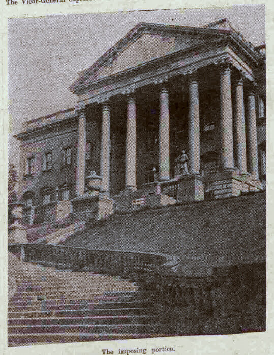 Prior Park centenary - Bath Chronicle and Weekly Gazette - Saturday 7 June 1930