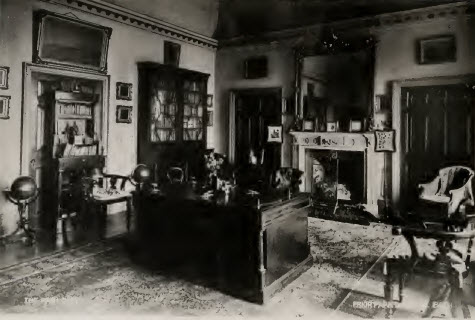 Prior Park office about 1900