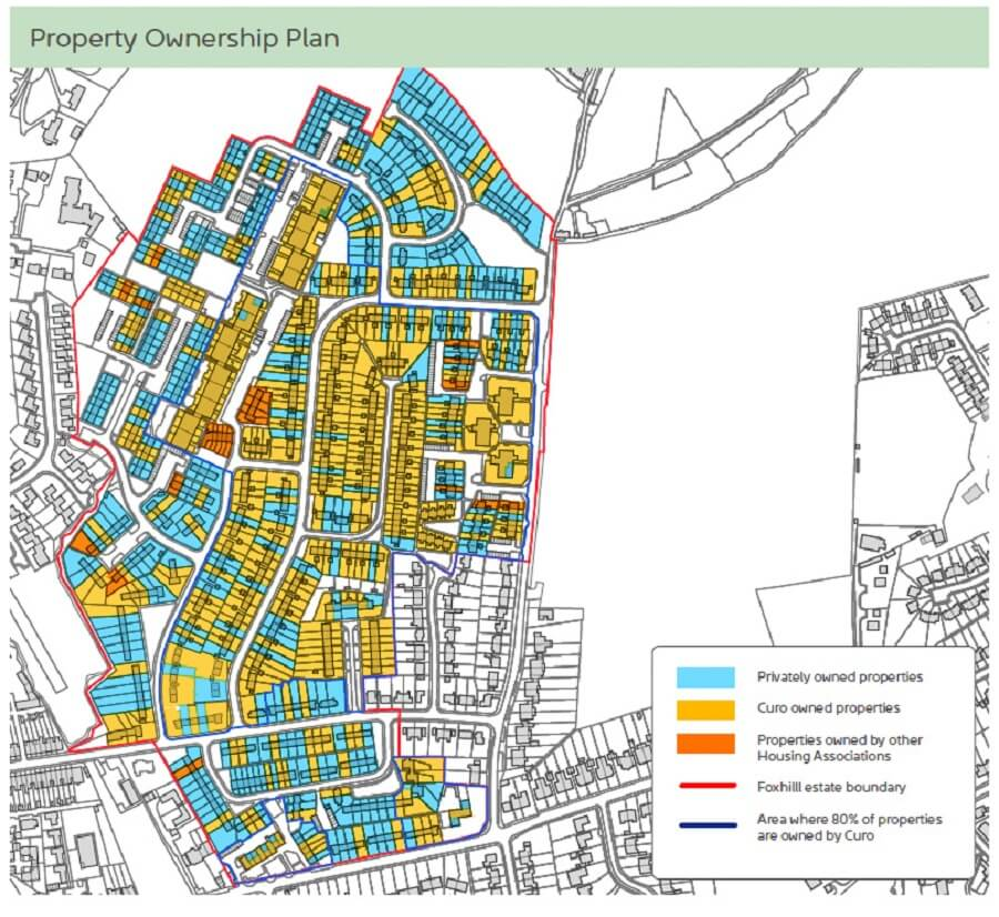 Foxhill property ownership plan
