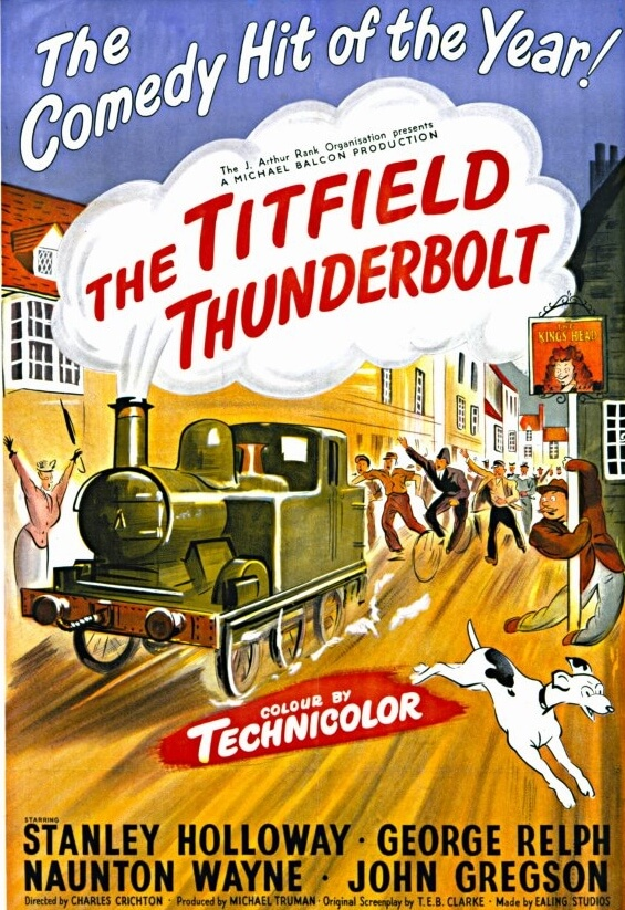 Titfield Thunderbolt movie poster