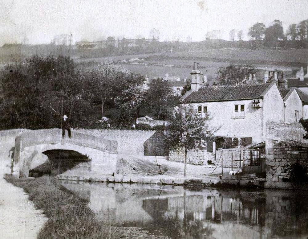 Canal Bridge, Monkton Combe