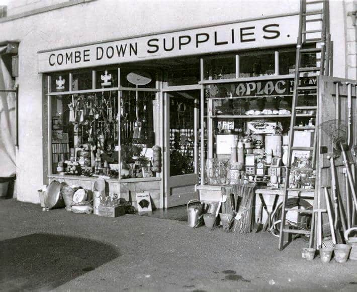 Combe Down Supplies c 1930